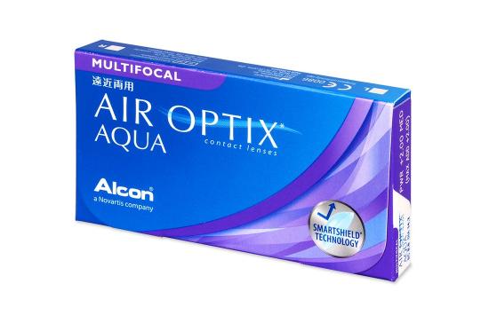 Air Optix Multifocal 3pack