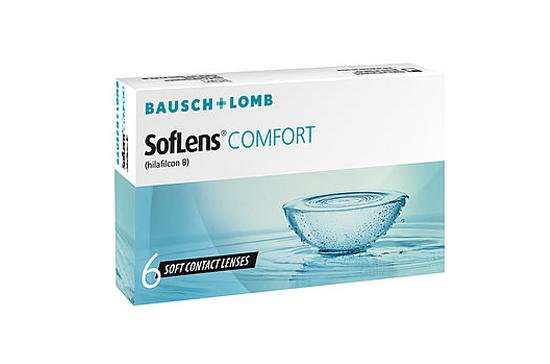 Soflens Comfort 6pack